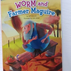 💰Worm and Farmer Maguire kids book